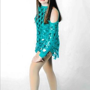 Dance costume adult large